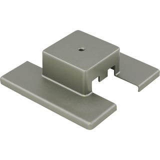 Liteline Corporation 71250-90209 Brushed Nickel Center Feed With Canopy