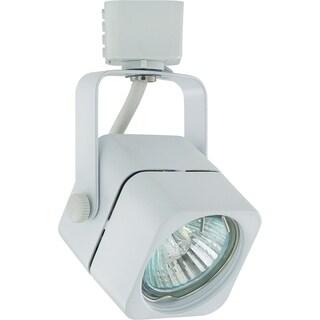 "Liteline Corporation 71250-90121 3"" White Aluminum Apollo Track Lighting Fixture"