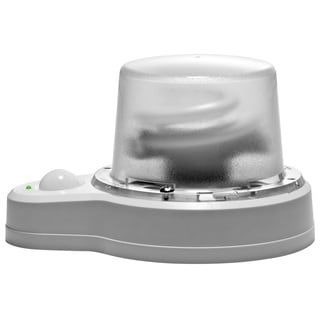 Leviton C20-09863-SEN Occupancy Sensor Bi Pin Fluorescent Ceiling Lampholder