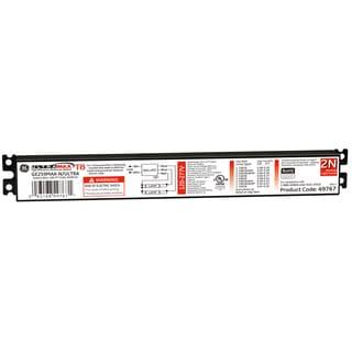 GE Lighting 23954 Universal Electronic Fluorescent Ballast