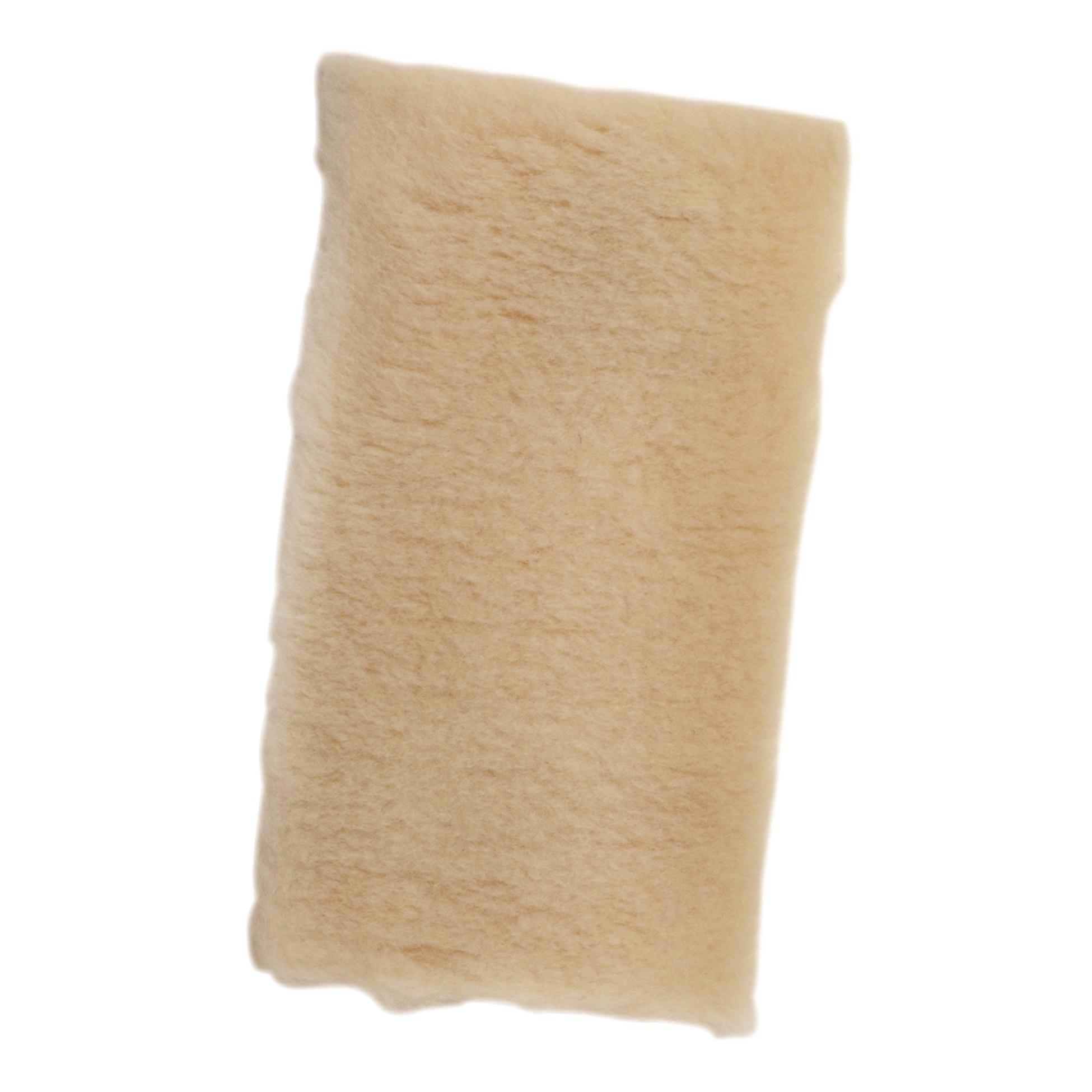 ETTORE 33307 7-inch Lambswool Wax Applicator Refill (Car ...