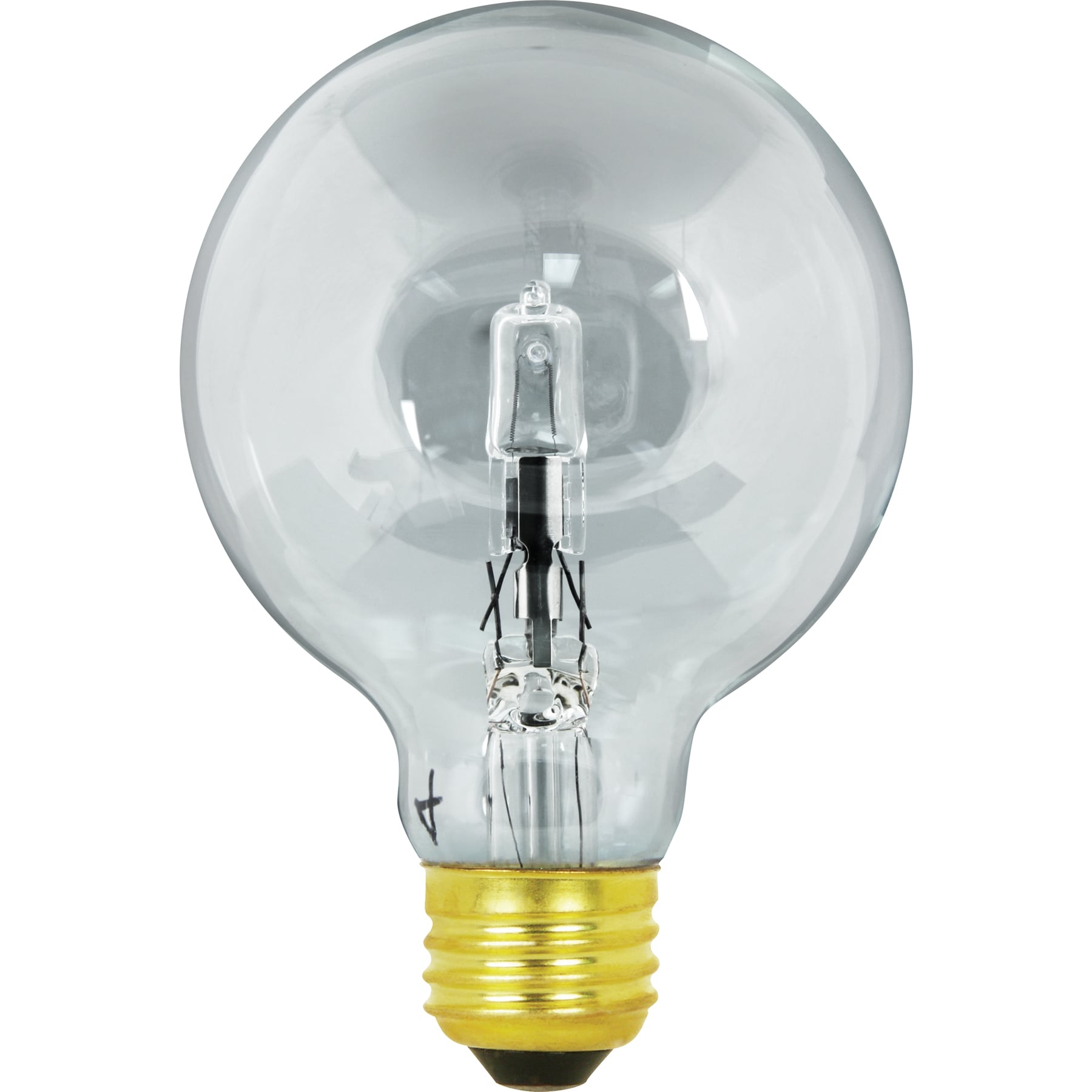 FEIT Electric Q40G25 40 Watt Clear Instant On Energy Save...