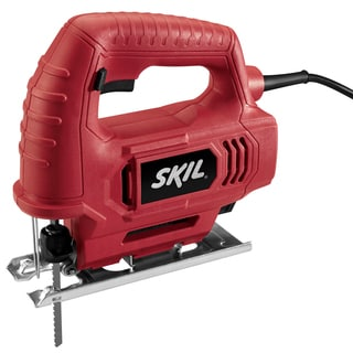 Skil 4295-01 4.5 Amp Keyless U Shank Variable Speed Corded Jigsaw