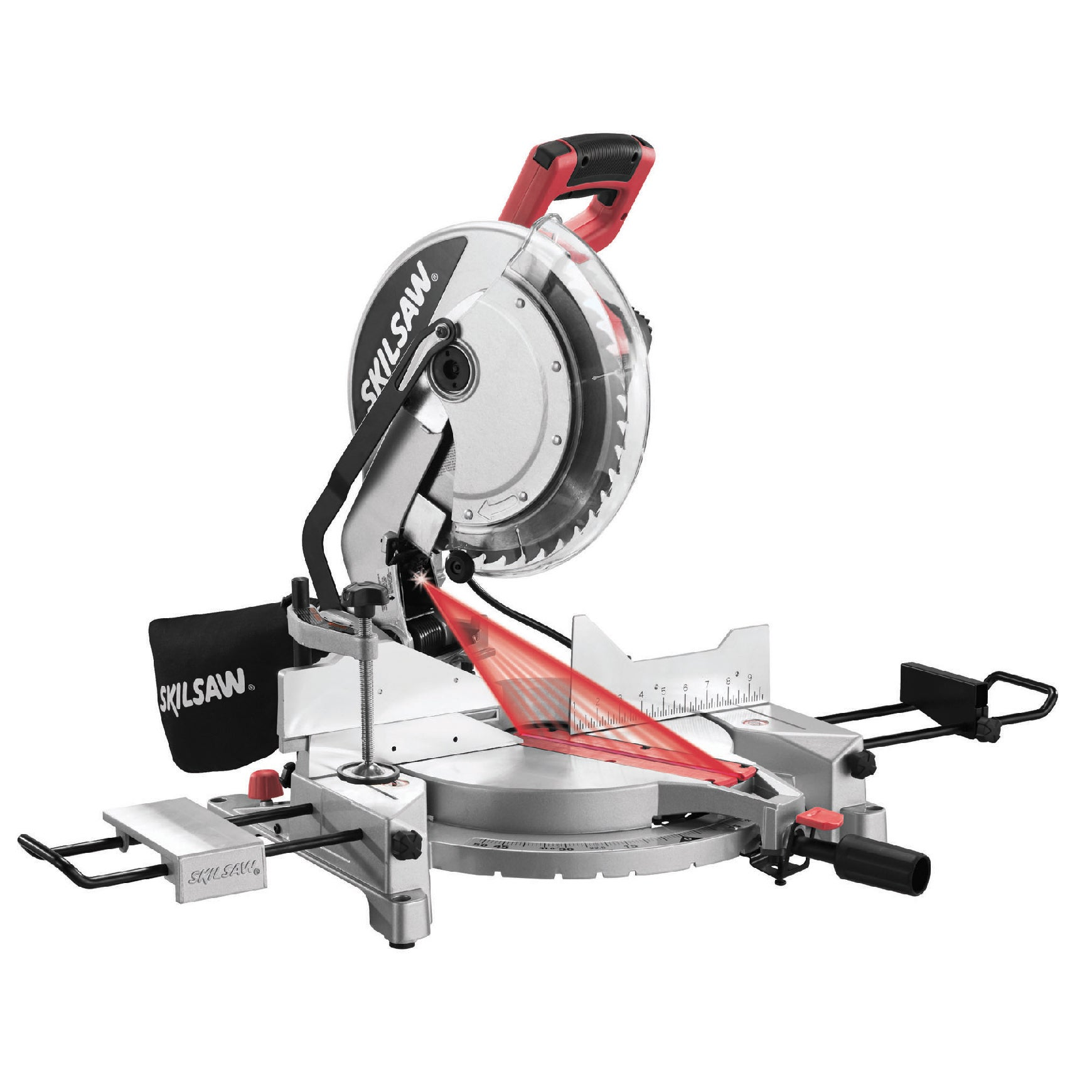 "Skil 3821-02 12"" Compound Miter Saw With Quick-Mount (Saw..."