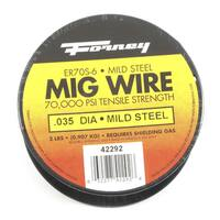 "Forney 42292 .035"" 2 Lb. ER7OS-6 Welding Wire"