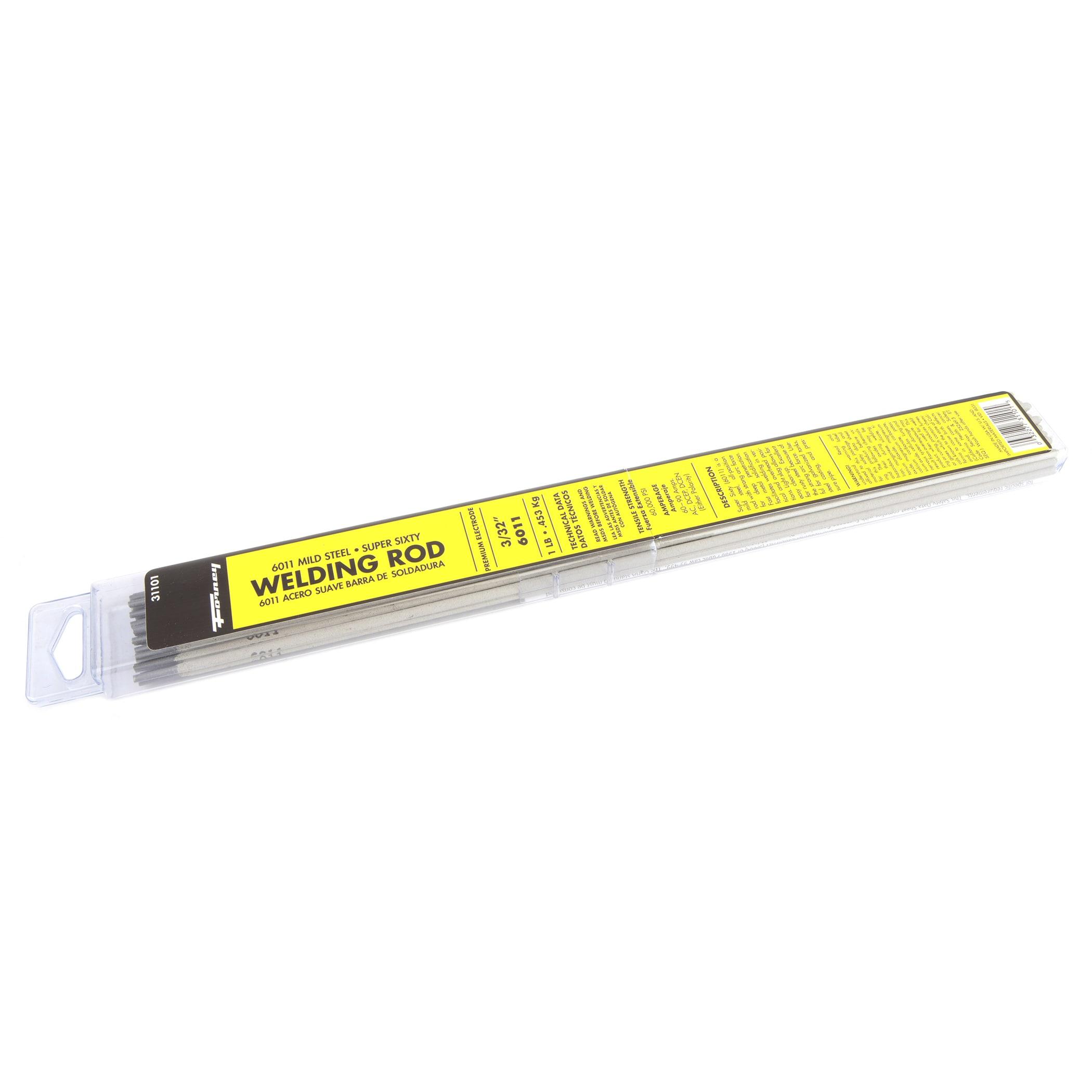 """Forney 31101 3/32"""" 1 Lb E6011 Welding Rod (Welders/tools)..."""