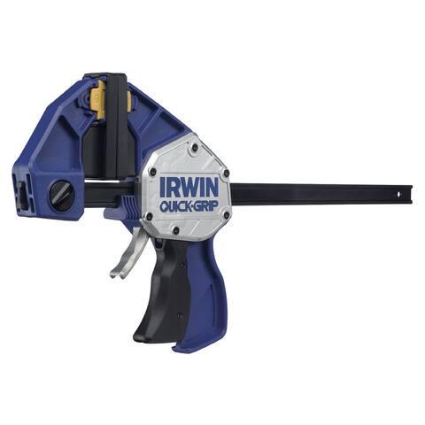 """Irwin Quick Grip 2021412N 12"""" Q Grip Bar Clamp"""