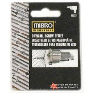 Mibro 303331 Drywall Screw Setter