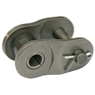 Koch Industries 7660030 #60 Roller Chain Offset Link 3-count