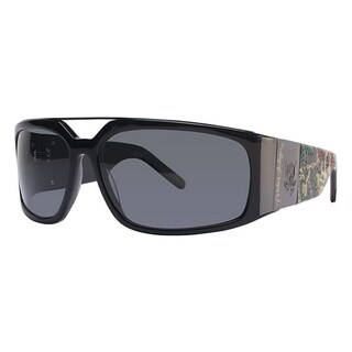 Christian Audigier 407 Color Black Sunglasses