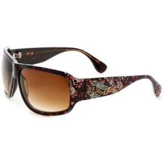 Ed Hardy Las Vegas Rock Tortoise Sunglasses