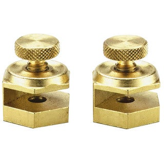 General 803 Brass Stair Gauge Set