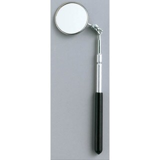 "General 70557 2-1/4"" Utility Telescoping Inspection Mirror"
