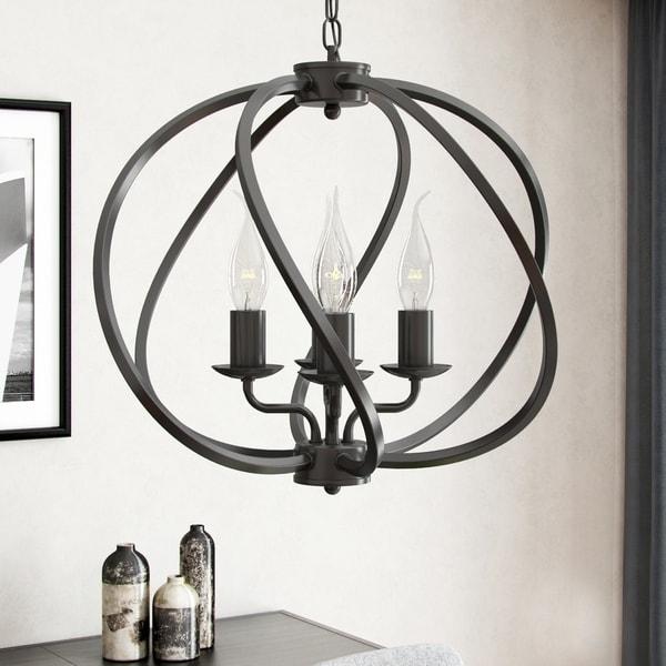 Shop Vtc31104bz Sargas 16 Inch Globe Bronze Chandelier