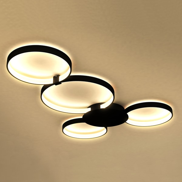 Vonn Lighting Capella 43-inches LED Ceiling Light Modern