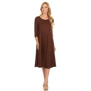 13ebdb64ac Brown Dresses