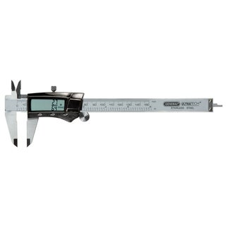 "General 147 6"" Fraction & Digital Fractional Caliper"