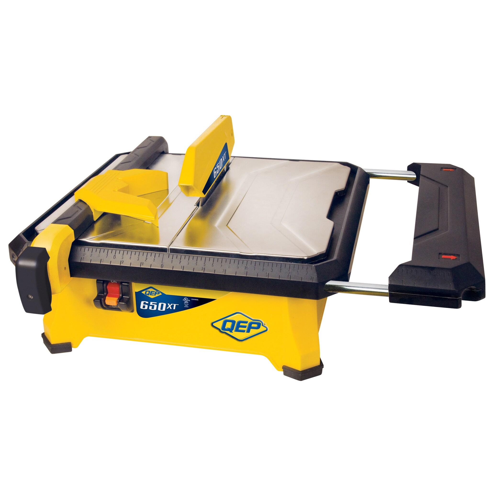 "Qep 22650Q 7"" Tile Wet Saw (Yard care hand tools), Multi"