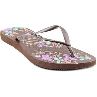Havaianas Women's 'Slim Season' Rubber Sandals