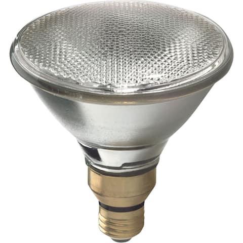 GE Halogen Light Bulb 90 watts 1790 lumens Floodlight PAR38 Medium Base (E26) White 1 pk