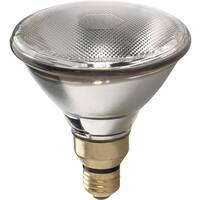 GE  Halogen Light Bulb  60 watts 1070 lumens Spotlight  PAR38  Medium Base (E26)  White  1 pk