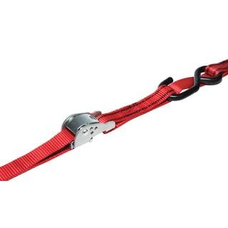 Pro Grip 412420 6' Aero Design Cambuckle Tie Down 2-count