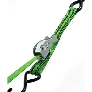 Pro Grip 412080 6' Cambuckle Tie Down 2-count
