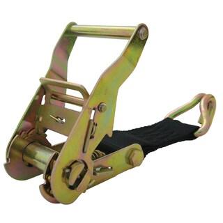 Pro Grip 340700 15' Zinc Plated Handle Ratchet Tie Down