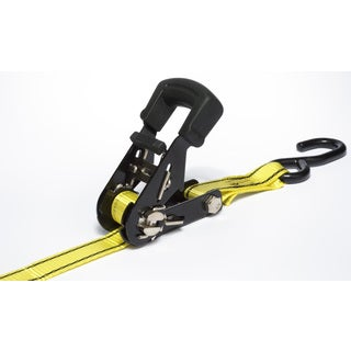 Pro Grip 312600 16' X 1-inch Small Handle Ratchet Tie Down
