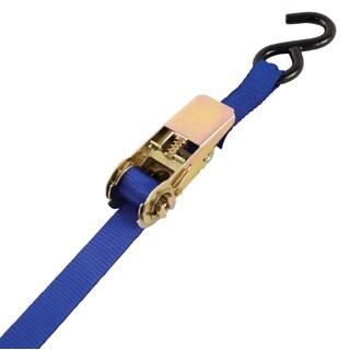 Pro Grip 309710 13' Zinc Plated Basic Ratchet Tie Down
