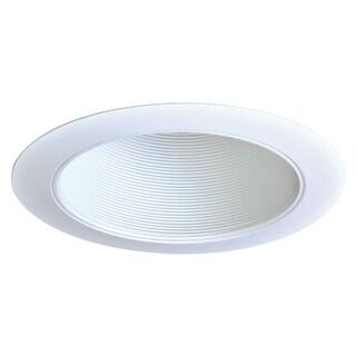 Halo White Recessed Light Trim
