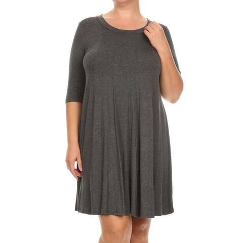 c9df8c4ff59 Buy Size 3X Women s Plus-Size Dresses Online at Overstock