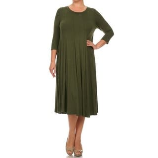 7de884ee932 Green Women s Plus-Size Clothing