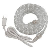 Amertac RWLED12BCC 12' White LED Rope Light Kit
