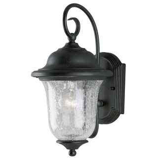 "Westinghouse 6484100 12-7/8"" Vintage Bronze Studenburg Exterior Wall Lantern"