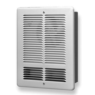 King Electrical W2410 1000 Watt 240 Volt Fan Forced Wall Heater