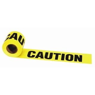 Irwin Strait Line 66200 300' Caution Barrier Tapes
