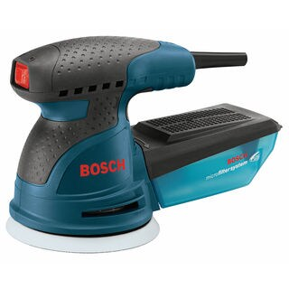 "Bosch ROS20VSC 5"" Random Orbit Palm Sander Kit"