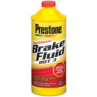 Prestone AS401 32 Oz Synthetic Brake Fluid