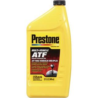 Prestone AS271 32 Oz Multi Vehicle Automatic Transmission Fluid