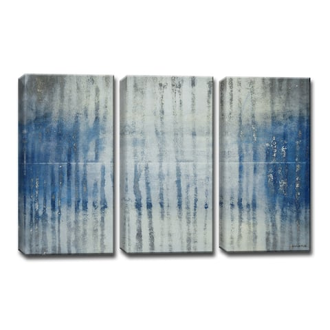 Reflections' by Norman Wyatt, Jr. 3-Piece Wrapped Canvas Wall Art Set