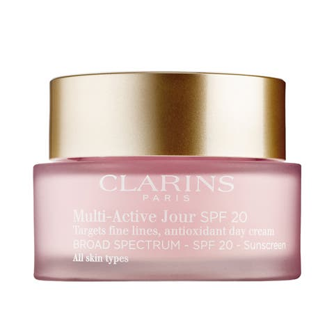 Clarins Multi-Active Antioxidant 1.7-ounce Day Cream SPF20