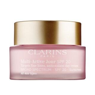 Clarins Multi-Active Antioxidant 1.7-ounce Day Cream SPF20