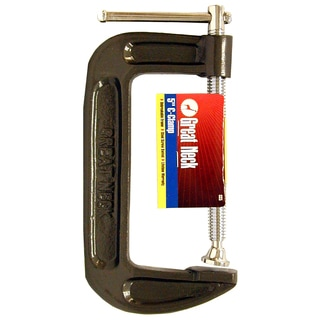 """Great Neck CC5 5"""" Adjustable C Clamps"""