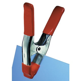 "Bessey XM3 1"" Metal Spring Clamp With Grips"