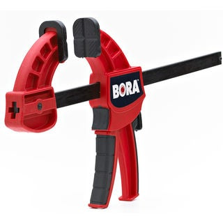 "Bora 540812 12"" Pistol Grip Bar Clamps"