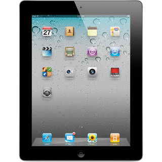 Apple iPad 3 Black 16GB Wi-Fi Only MD705LL/A - Refurbished