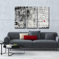 Norman Wyatt Jr. Ready2HangArt 'Forgiven' 3-piece Wrapped Canvas Art Set