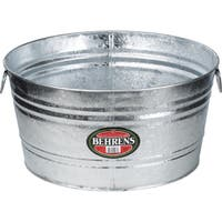 Hot Dipped Steel Round Tub