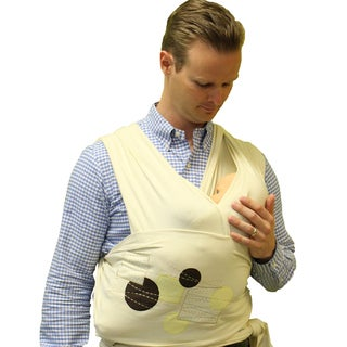 The Peanut Shell Bali Wrap Carrier